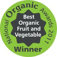 Best Organic Fruit & Vegetable - National Organic Awards